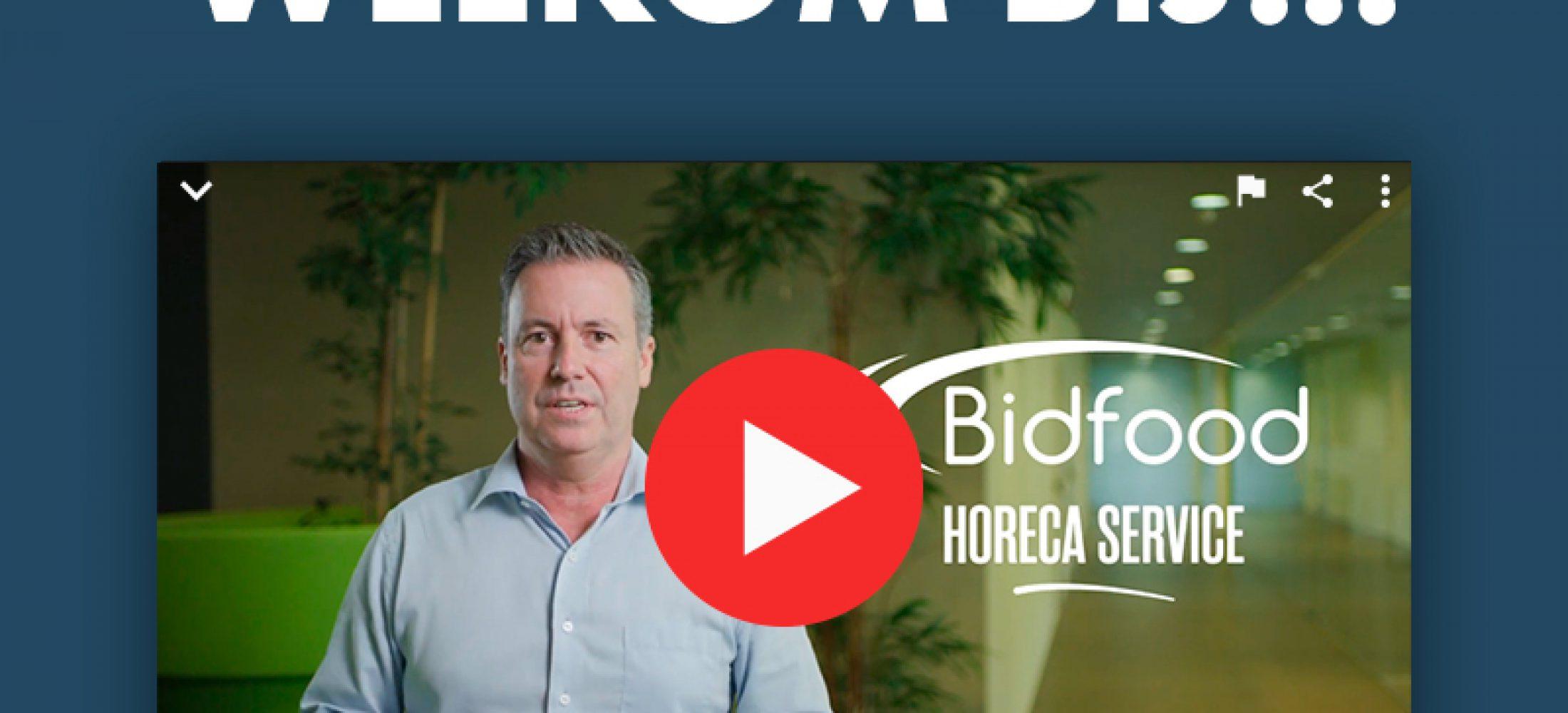 Welkom bij Bidfood Horeca Service